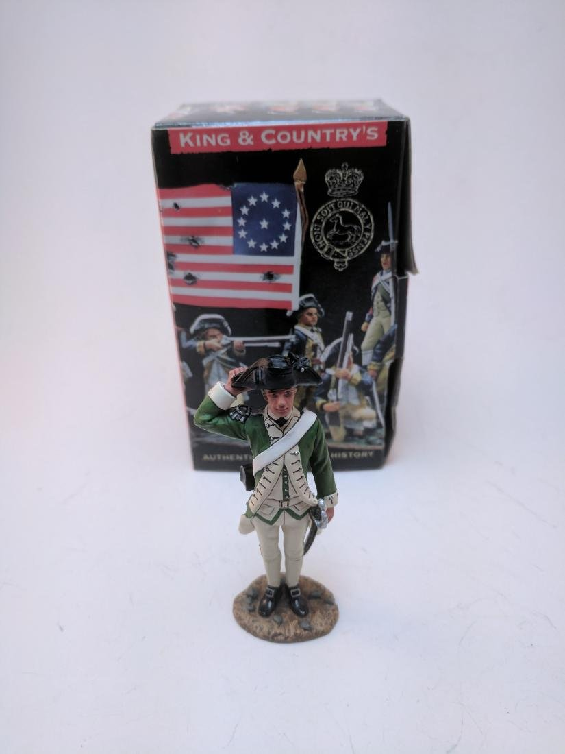 King & Country AR 049 Marine Officer