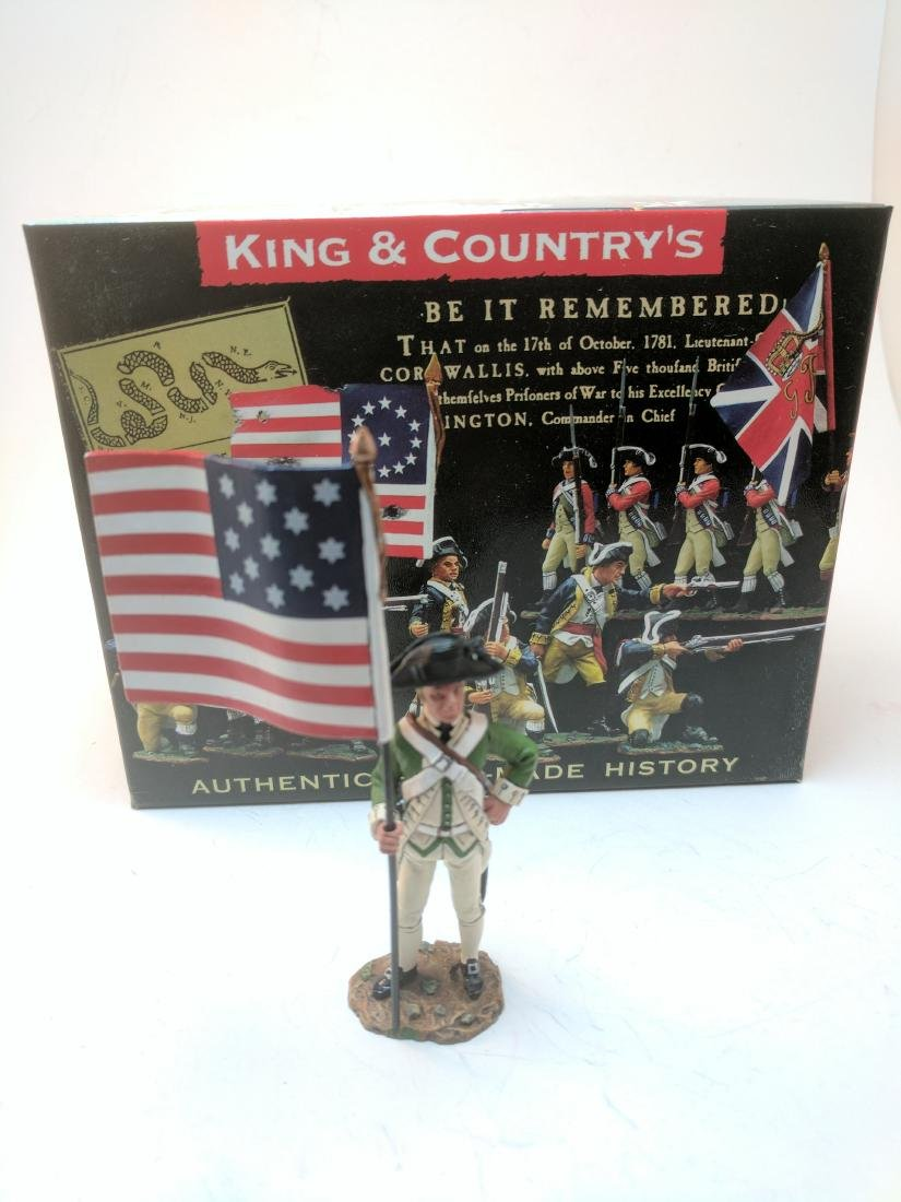 King & Country AR 051 Flag Bearer