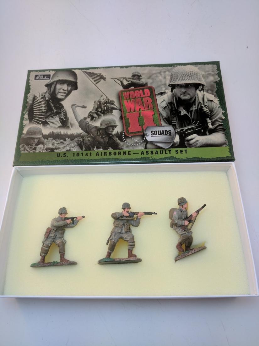 Britains 17140 U.S. 101ST Assault Set