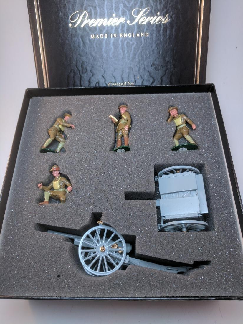 Britains Premier 8936 U.S. Gun Detachment