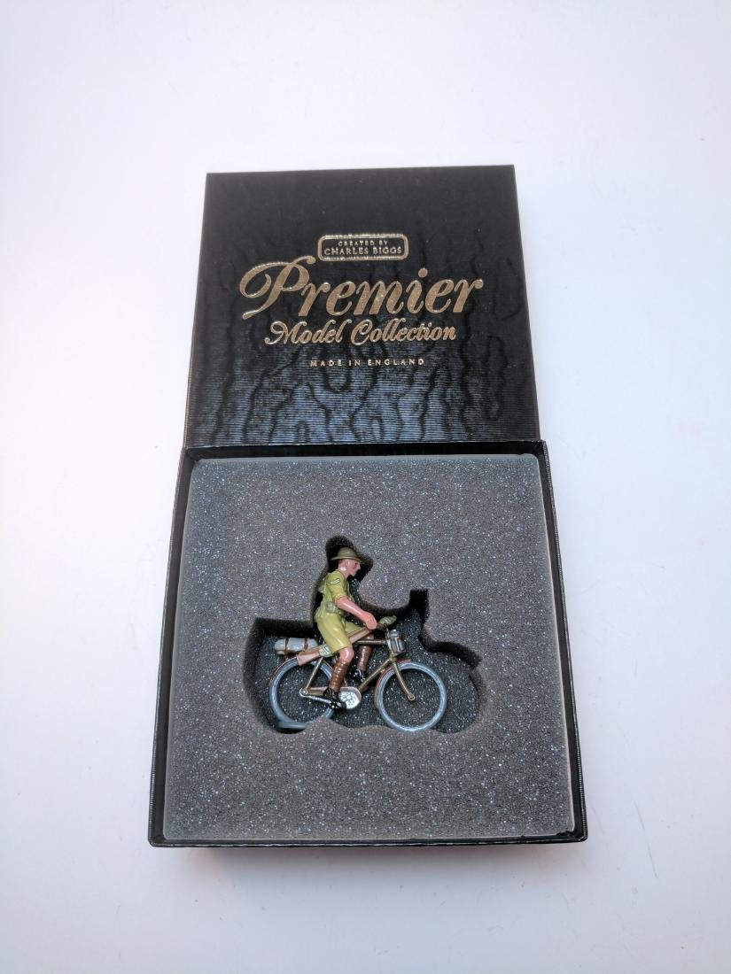 Britains Premier 9904 British Cyclist
