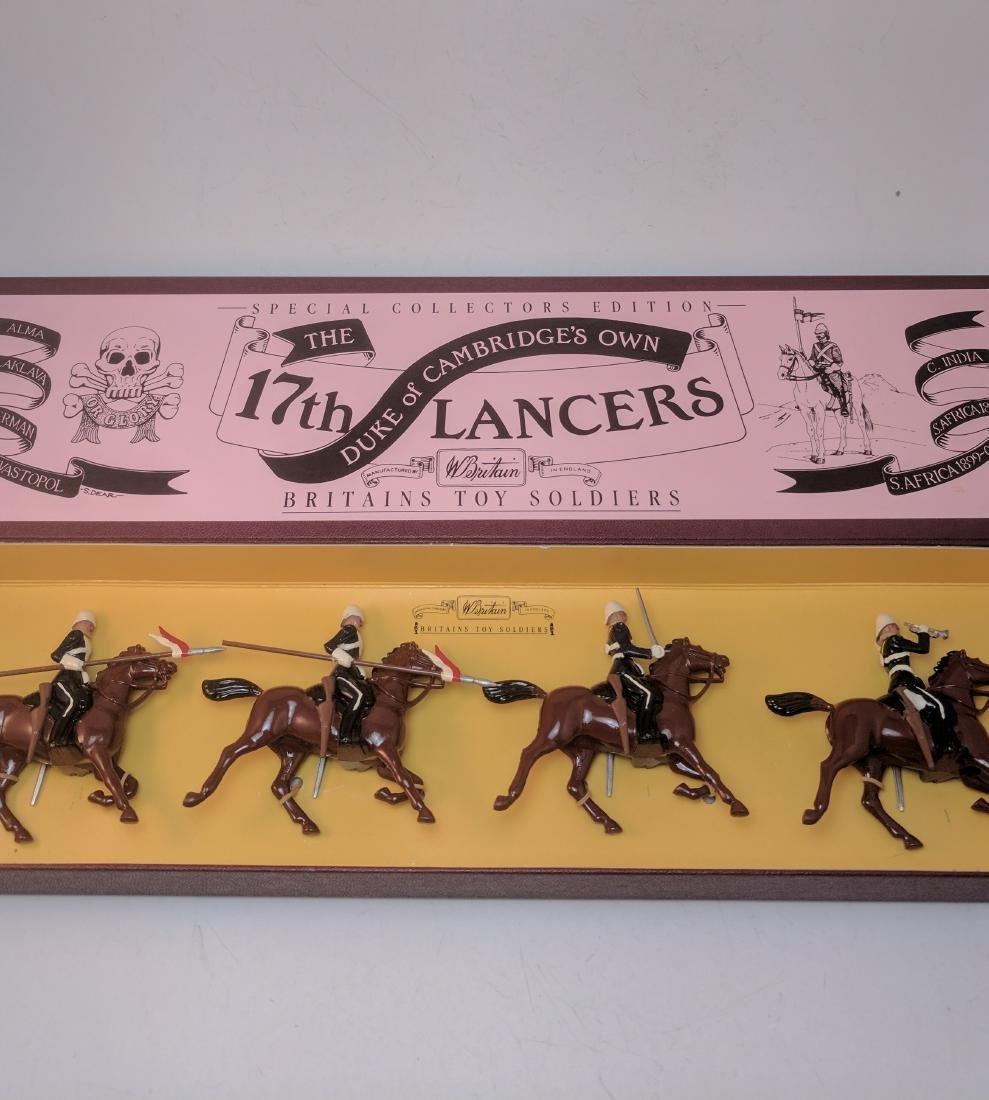 Britains 8806  17th Lancers