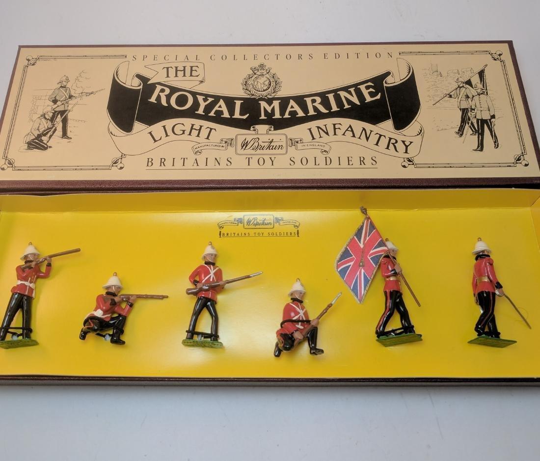 Britains 8808 Royal Marine