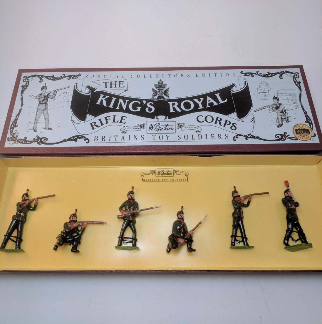 Britains 8822 King's Royal Rifle