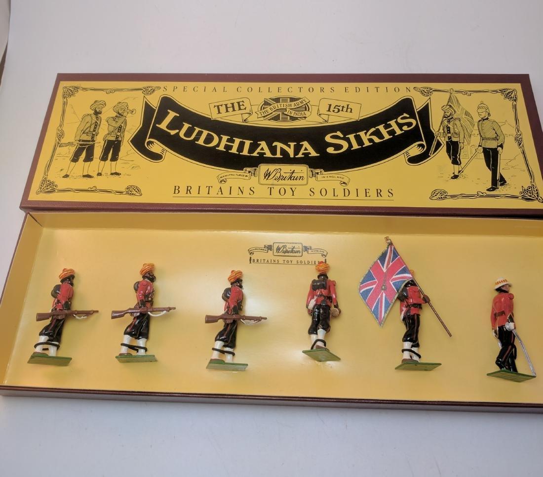 Britains 8832 Ludhiana Sikhs