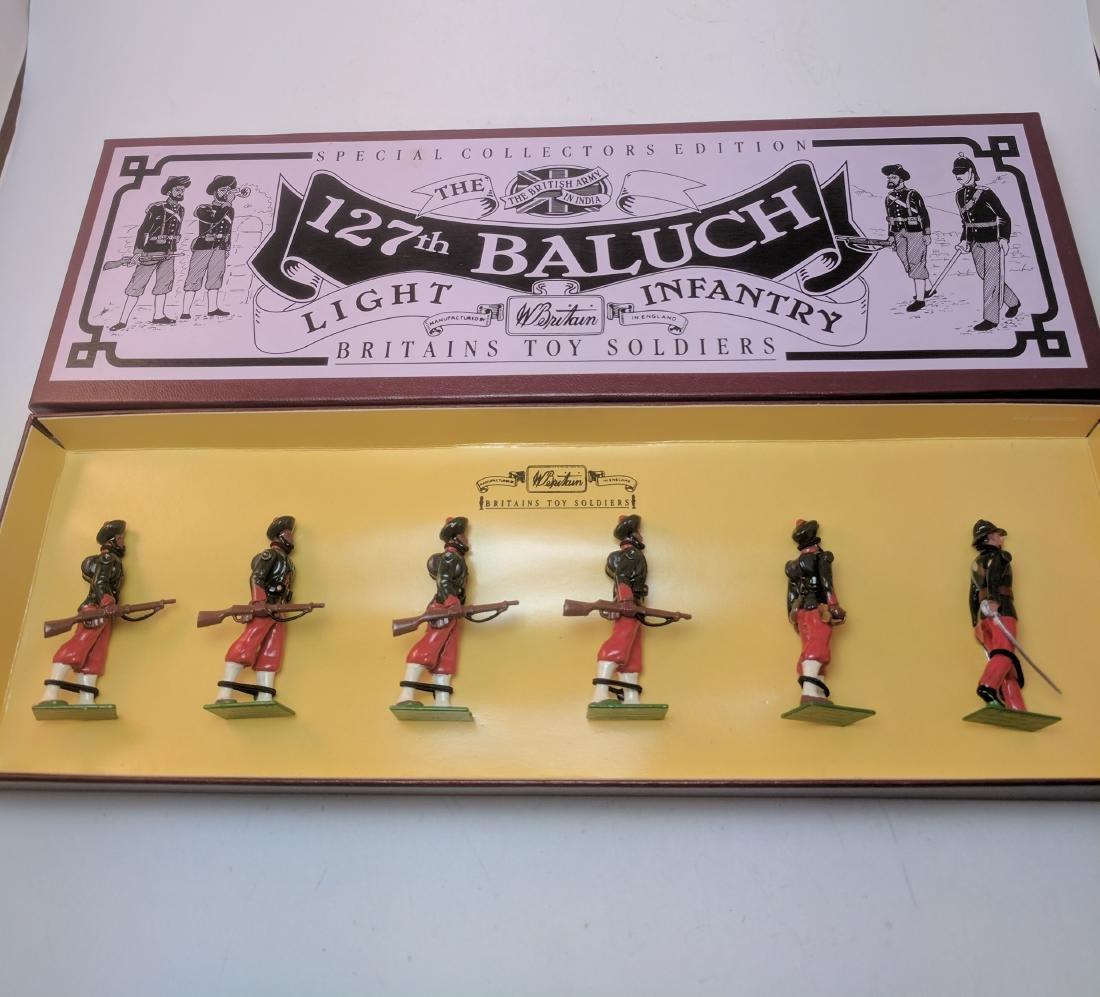Britains 8833 127th Baluch
