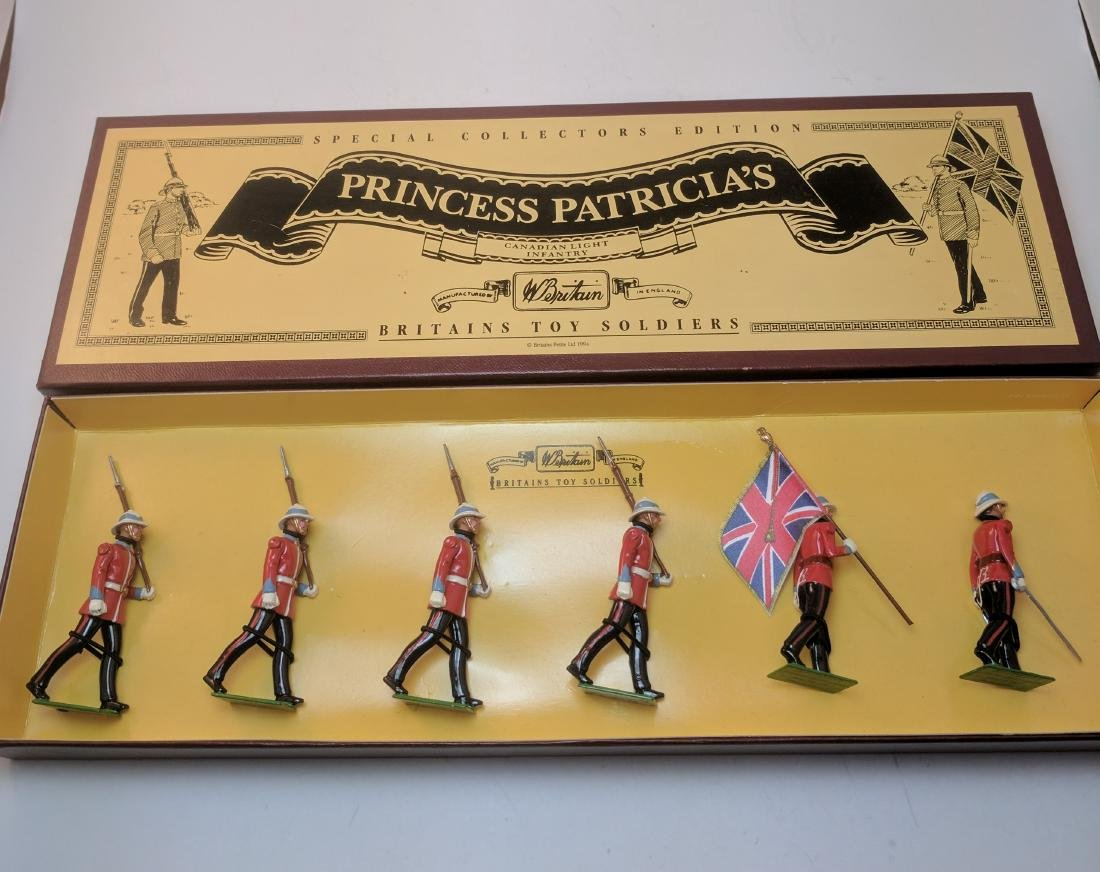Britains 8856 Princess Patricia's