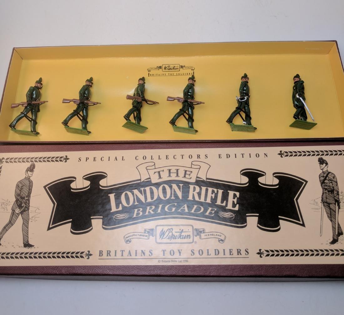 Britains 8891 London Rifle Brigade