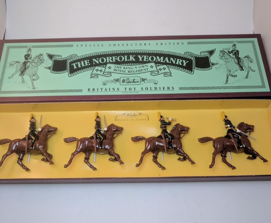 Britains 8892 Norfolk Yeomanry