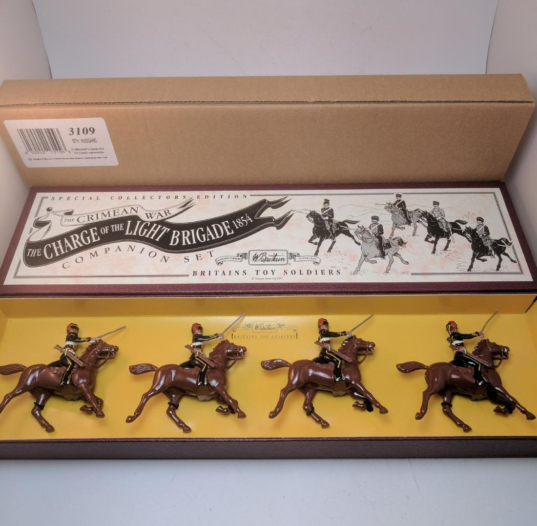 Britains 3109 8th Hussars