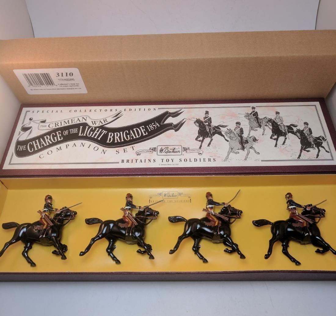 Britains 3110 11th Hussars