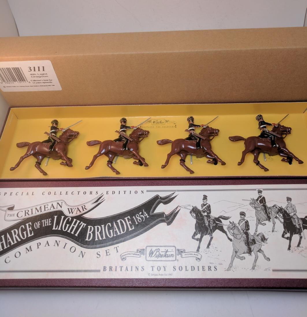 Britains 3111 4th Light Dragoons