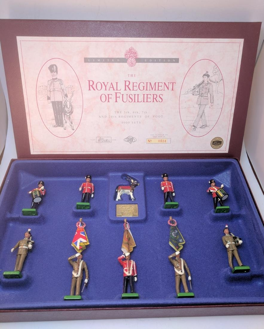 Britains 5193 Royal Regiment of Fusiliers