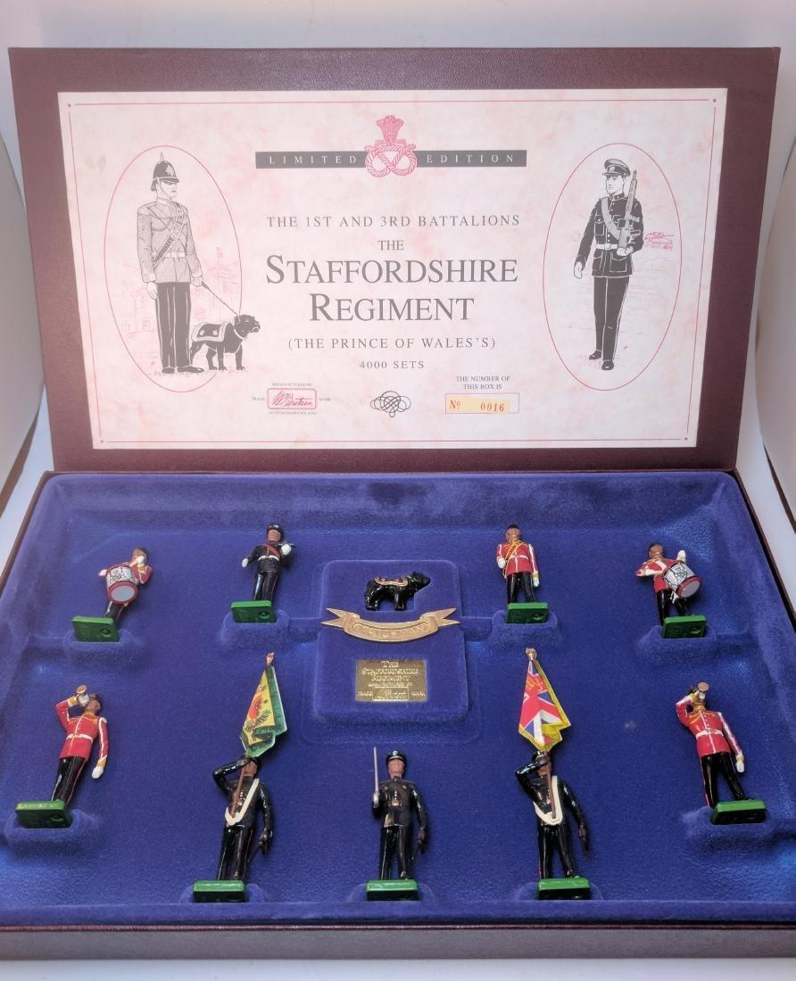 Britains 5194 Staffordshire Regiment