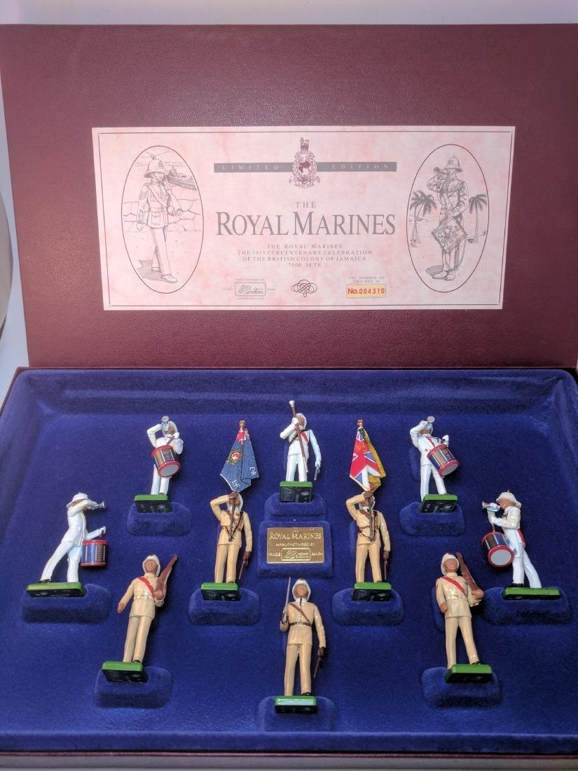 Britains 5289 Royal Marines