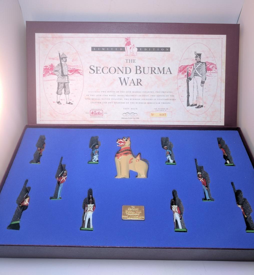 Britains 5296 Second Burma War