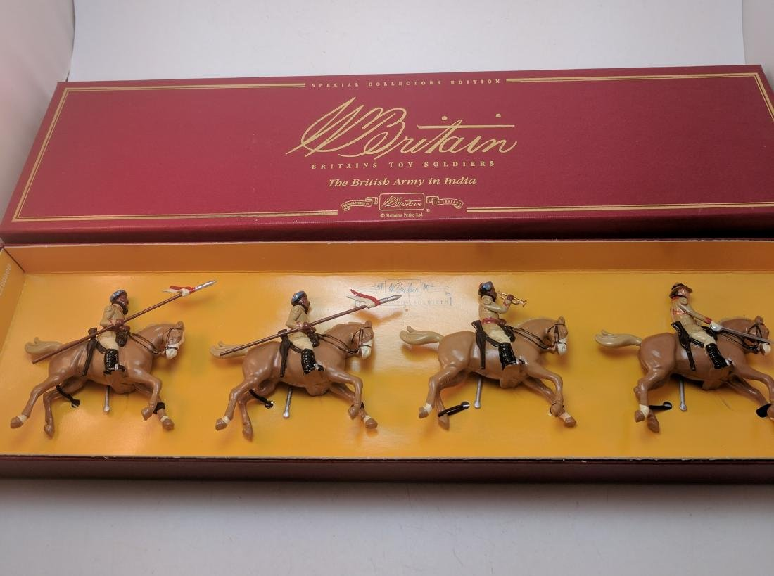 Britains 8951 38th Central India Horse