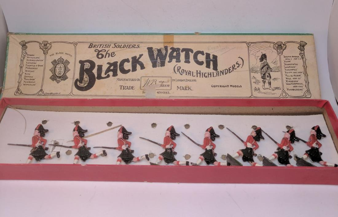 Britains 11 42nd Highlanders Black Watch