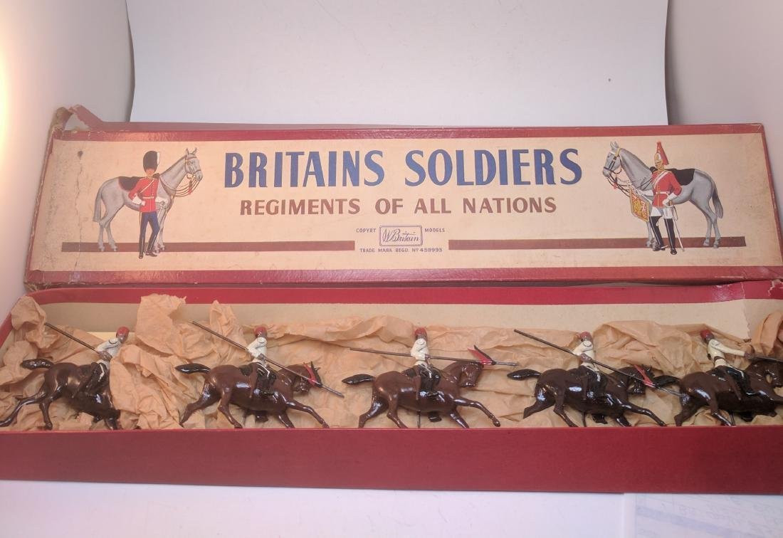 Britains 115 Egyptian Cavalry