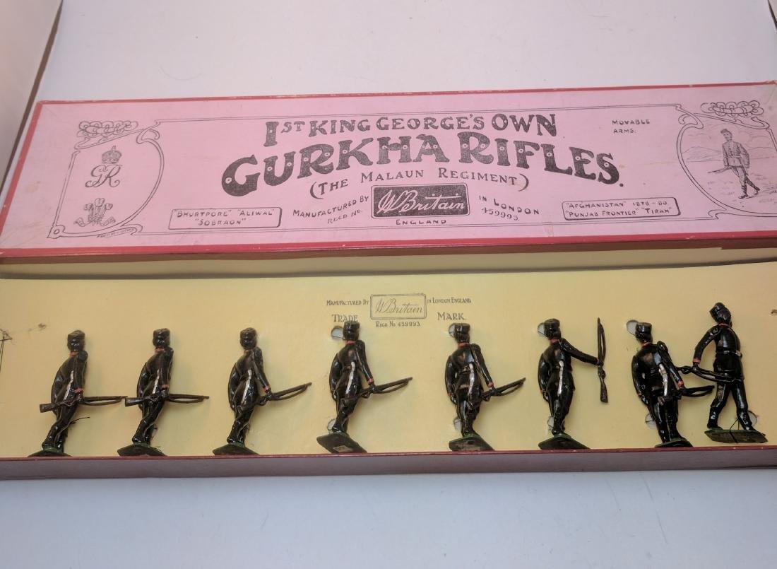 Britains 197 Gurkha Rifles