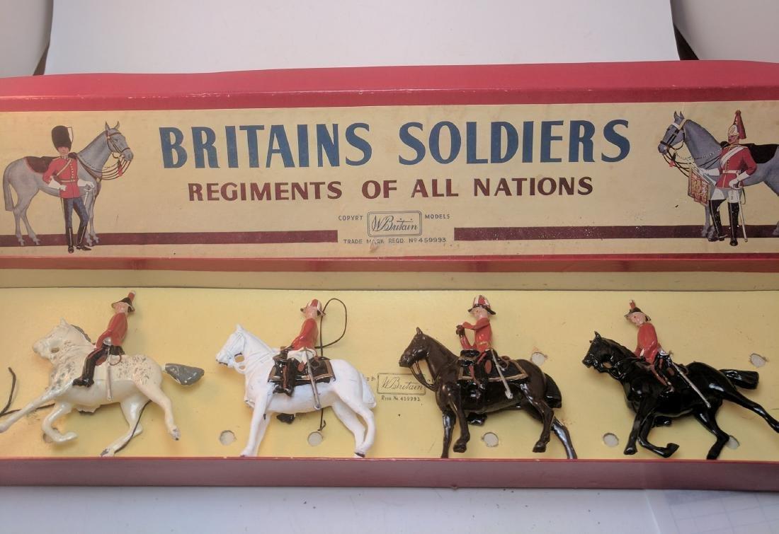 Britains 201 General Staff