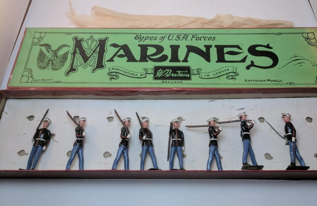 Britains 228 U.S.A. Marines