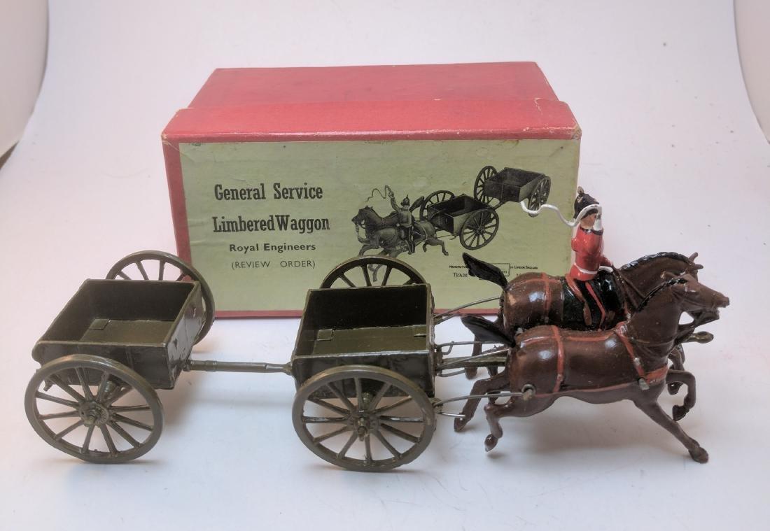Britains 1330 General Service Limbered Wagon