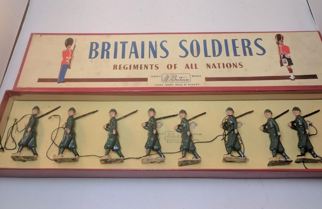 Britains 145 Italian Infantry