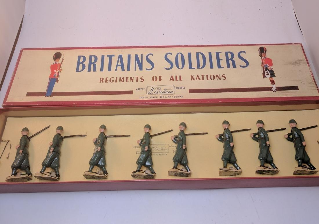Britains 1455 Italian Infantry