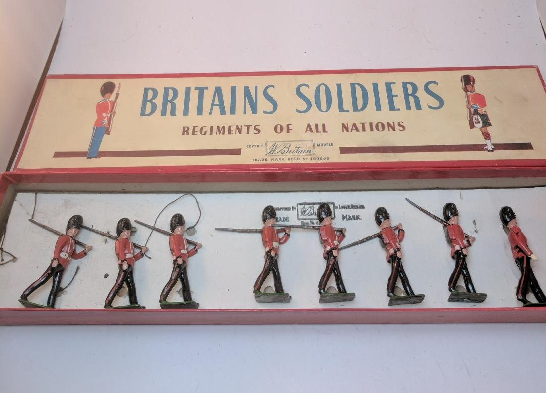 Britains Governor Generals' Foot Guards