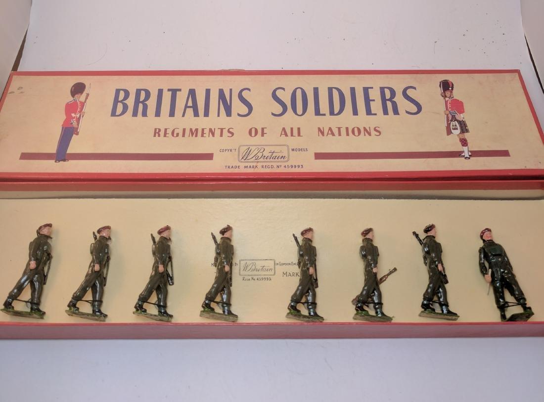 Britains 2010 Airborne Infantry