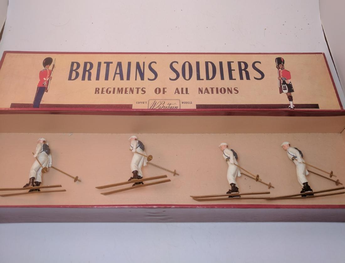 Britains  2017 Ski Troops