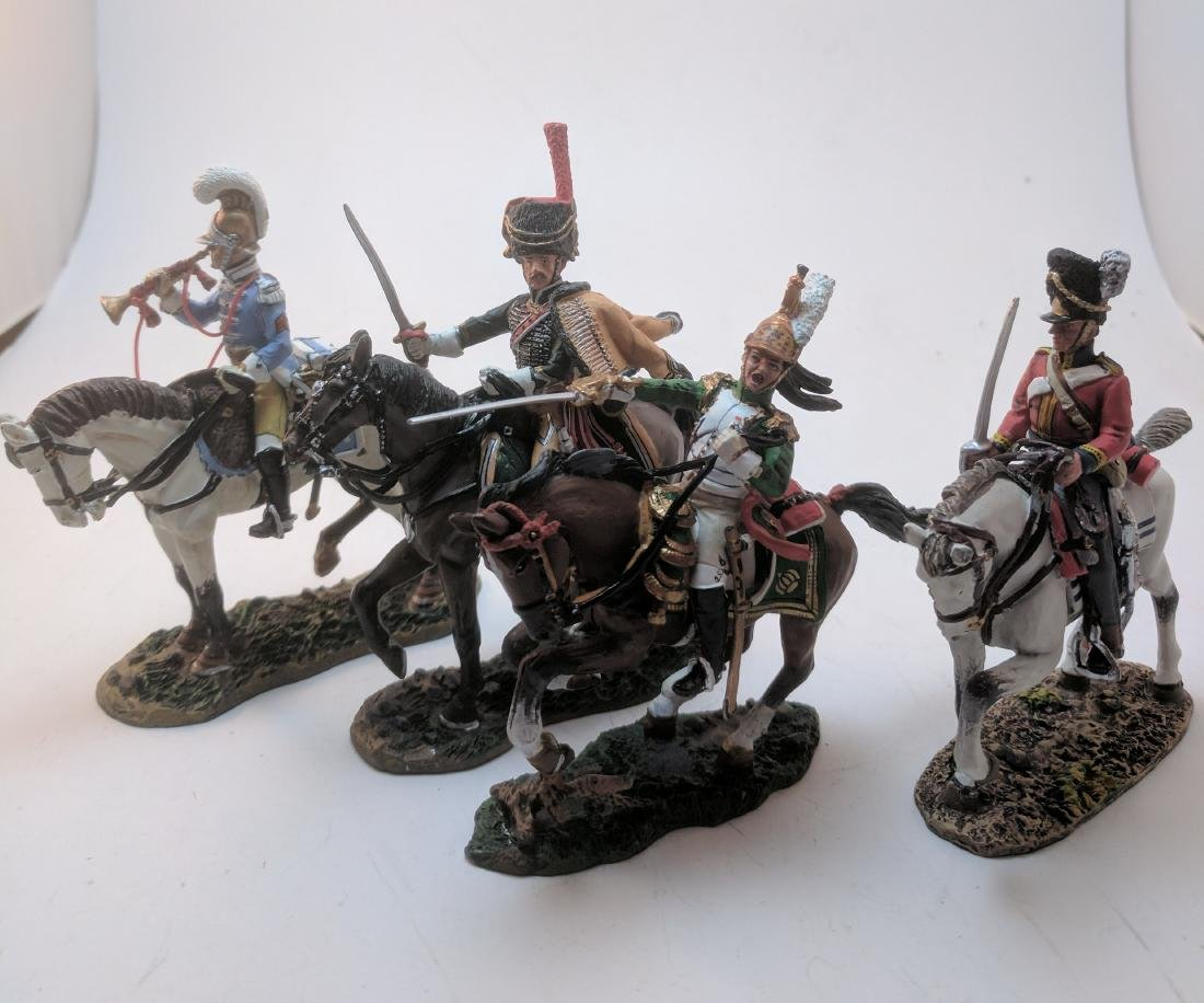 Del Prado Napoleonics Mounted