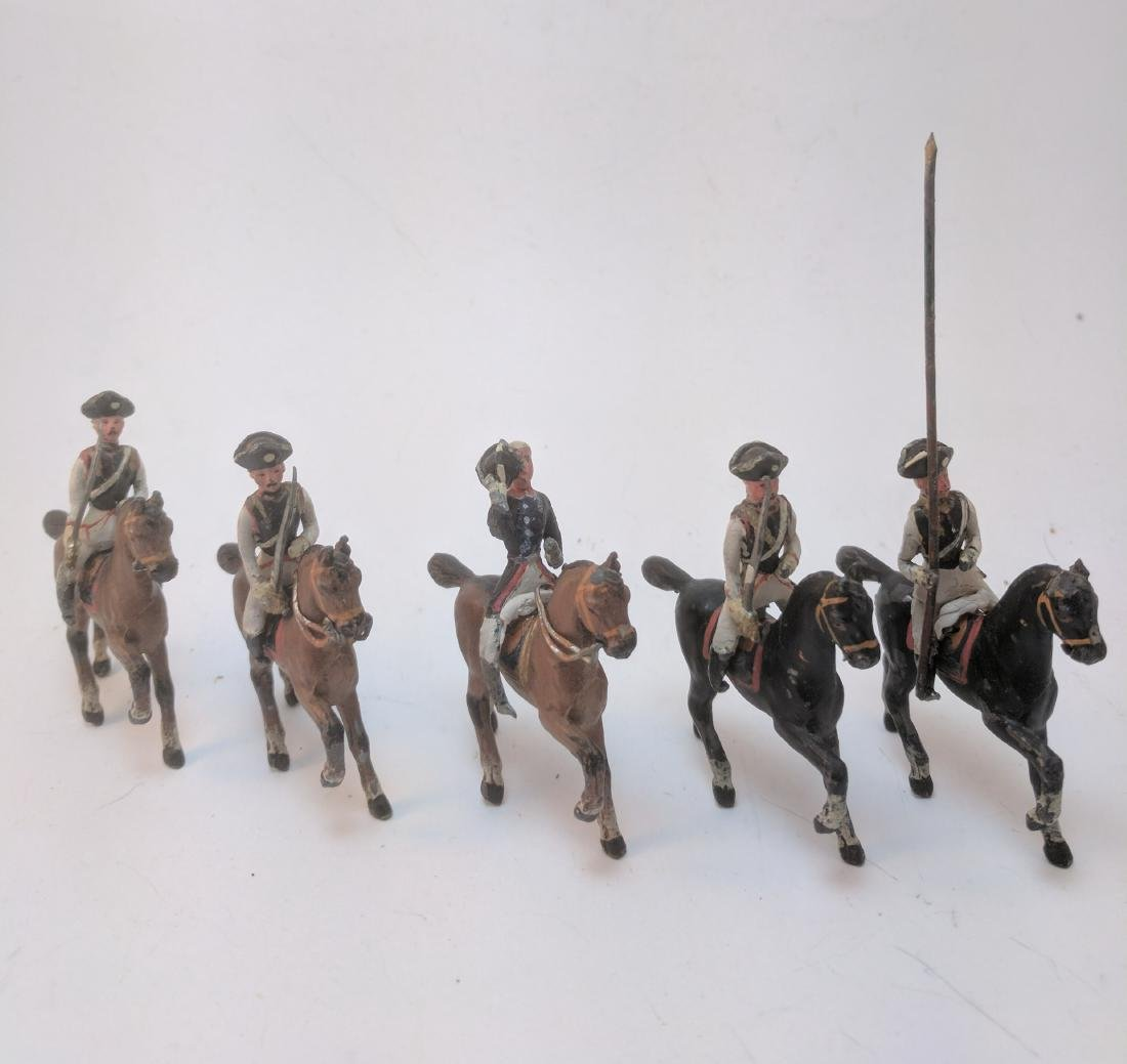 Heyde Mounted Imperial Guard