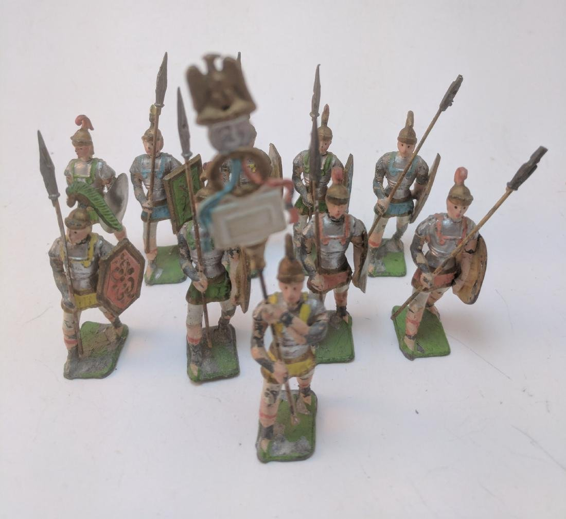Heyde Romans Marching