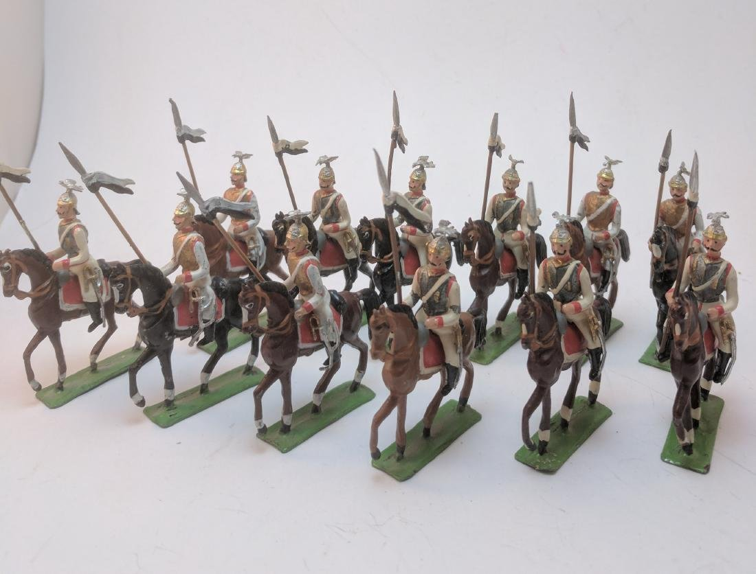 Heyde Mounted German Imperial Guard