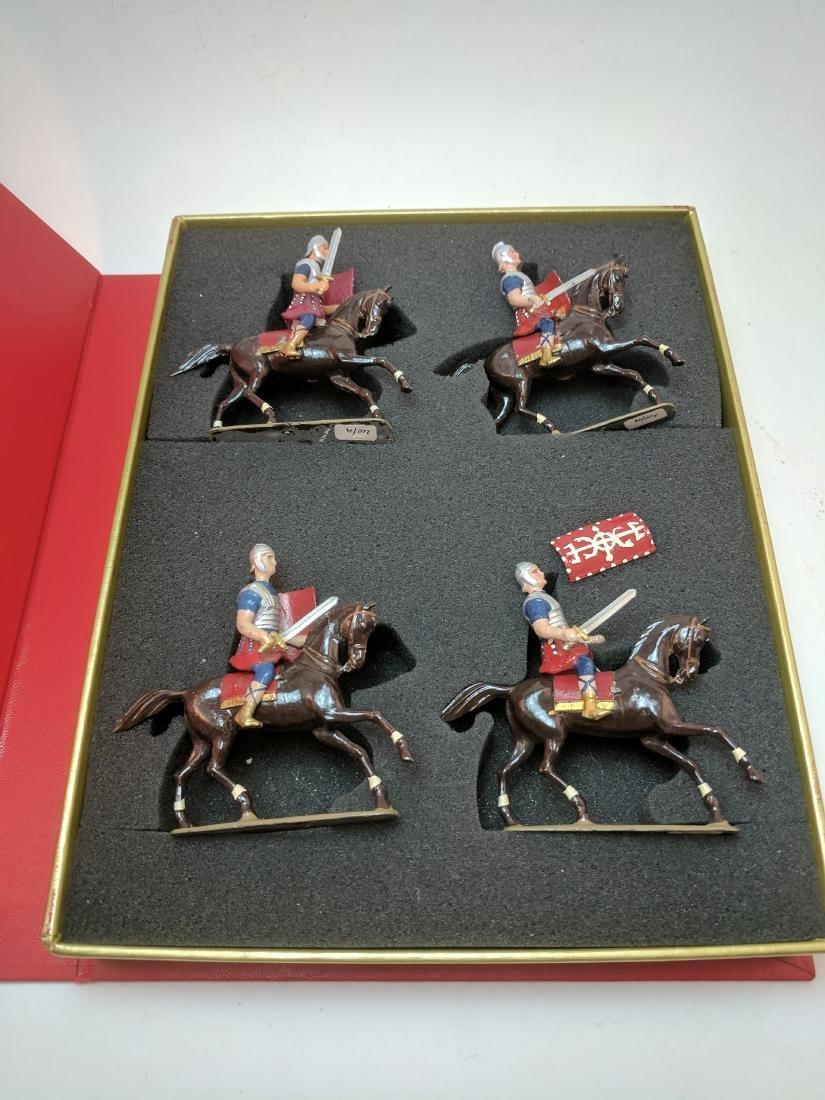 Mignot Roman Cavalry