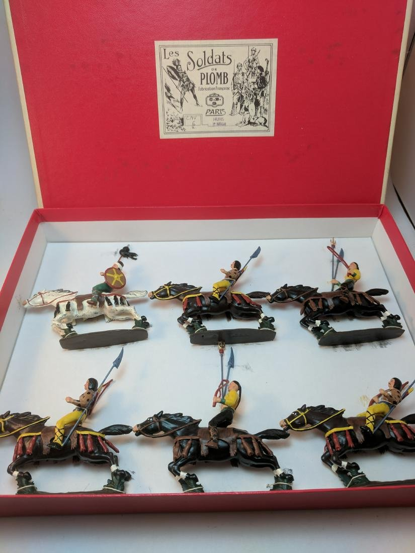 Mignot Huns Cavalry