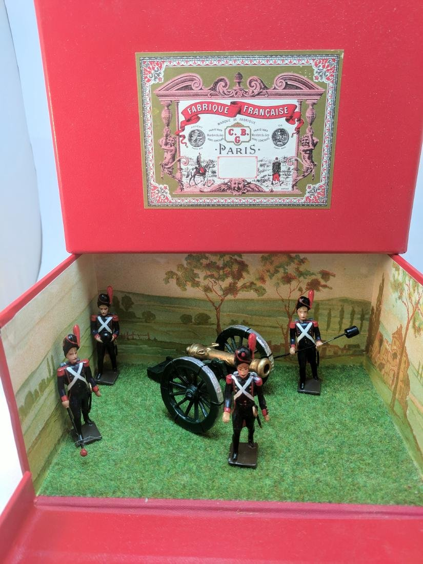 Mignot Napoleonic Artillery