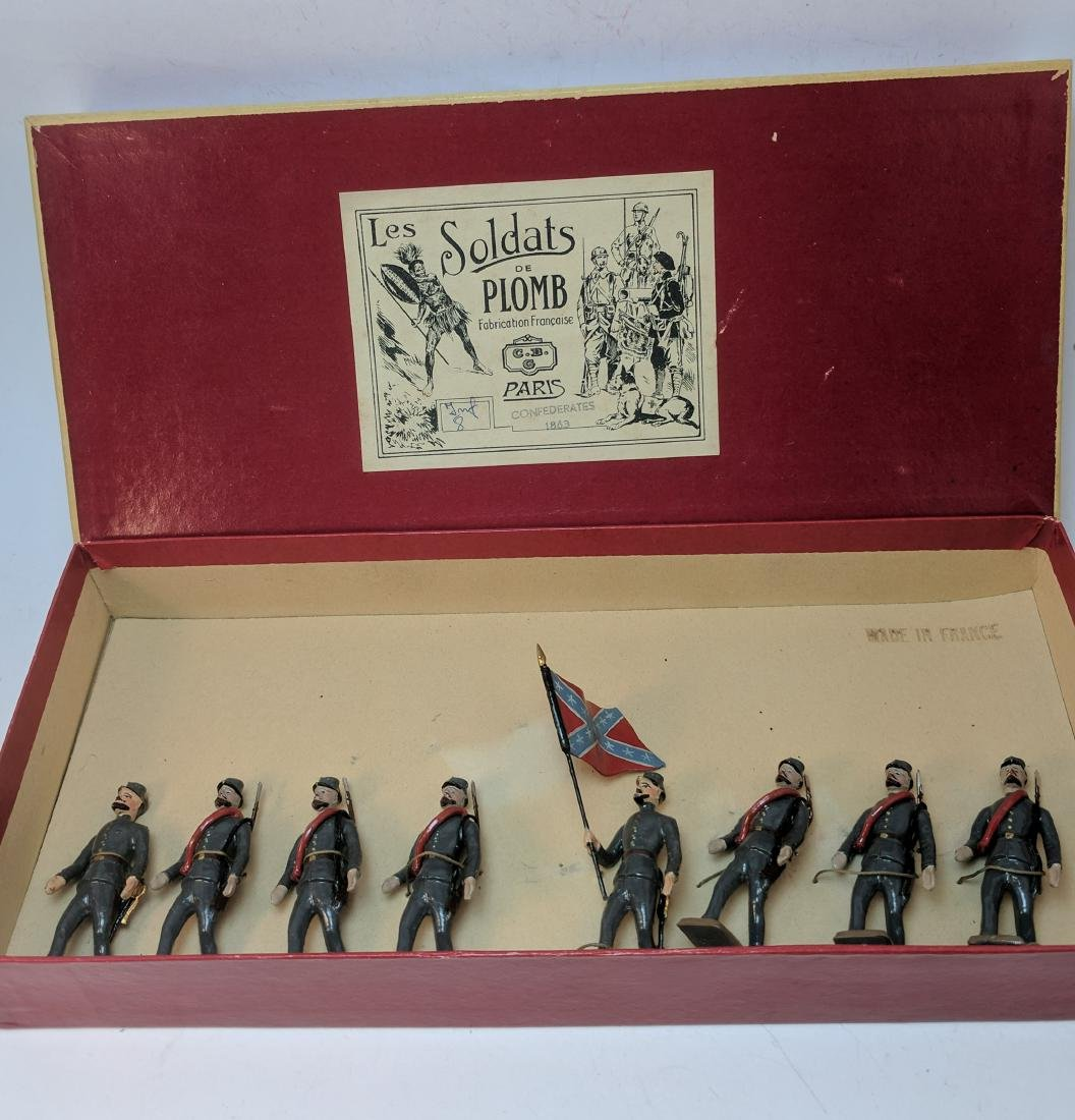 Mignot Confederates