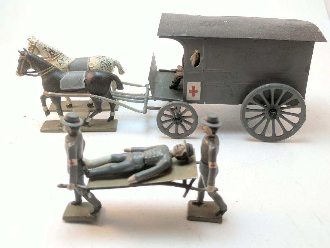 Mignot Confederate Medical Wagon