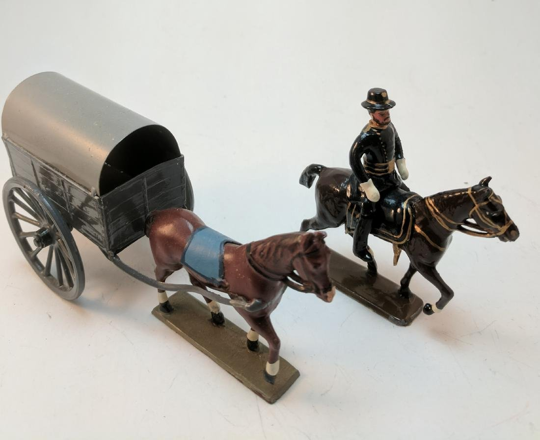 Mignot Union Wagon & General Grant