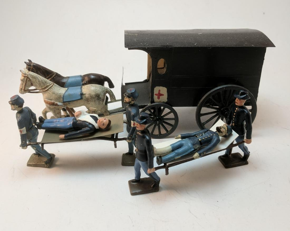 Mignot Union Medical Wagon
