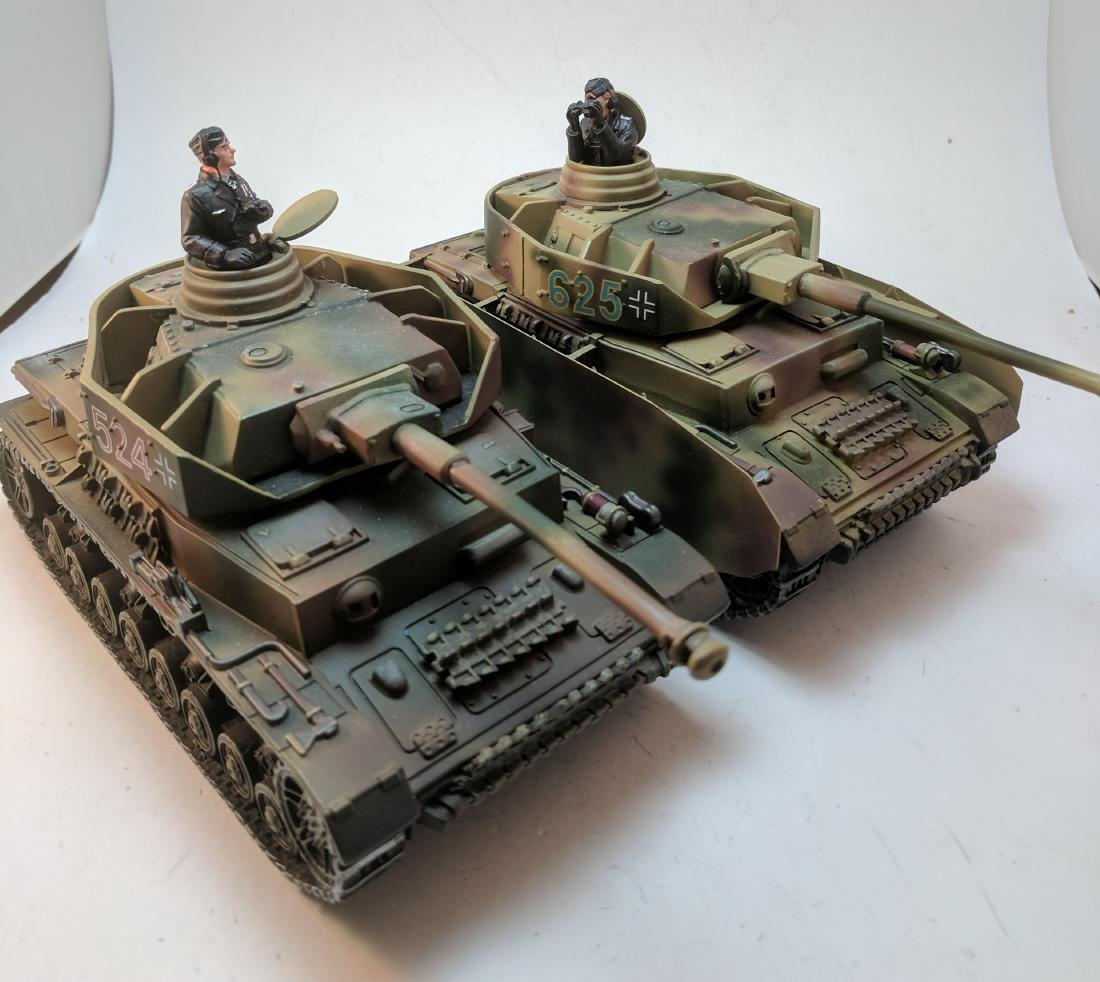 Britains Panzers