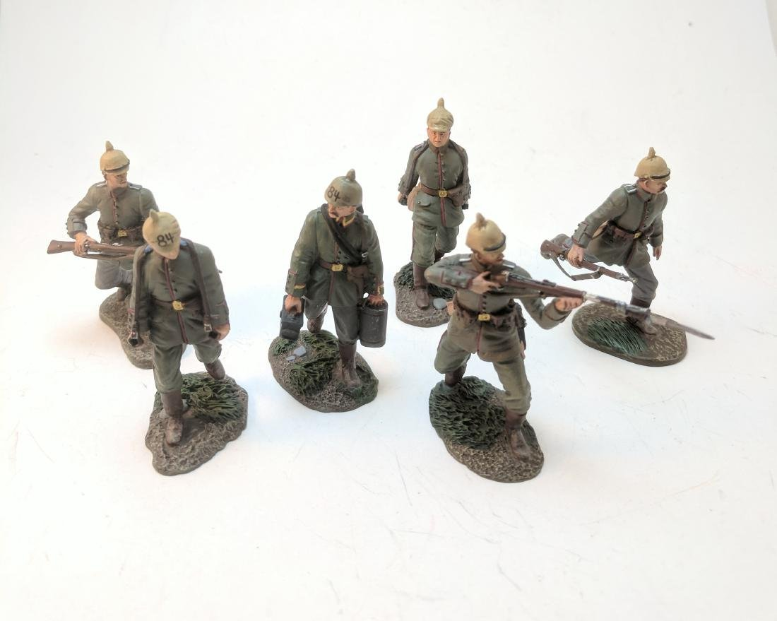 Britains WWI Germans