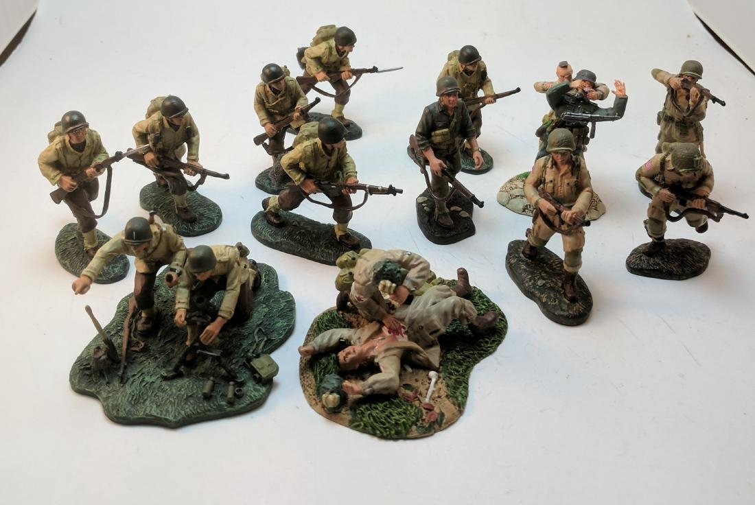 Britains WWII American Group