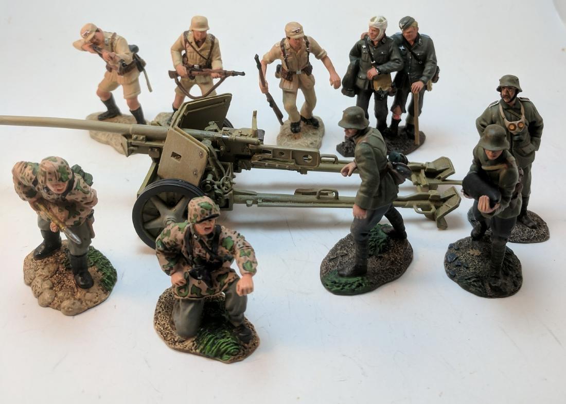 Britains  WWII Germans
