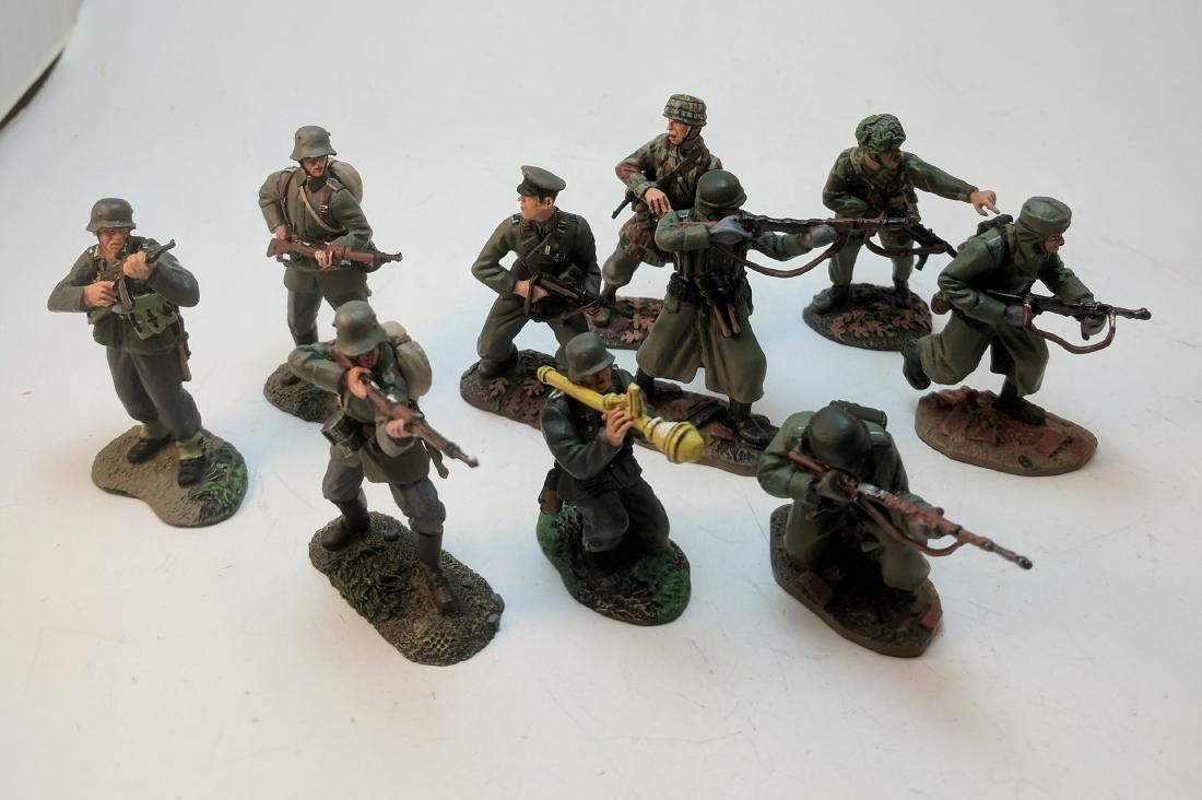 Britains WWII German Group