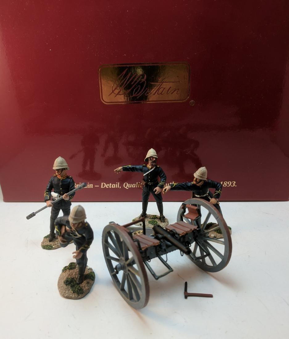 Britains 20086 Zulu War Artillery
