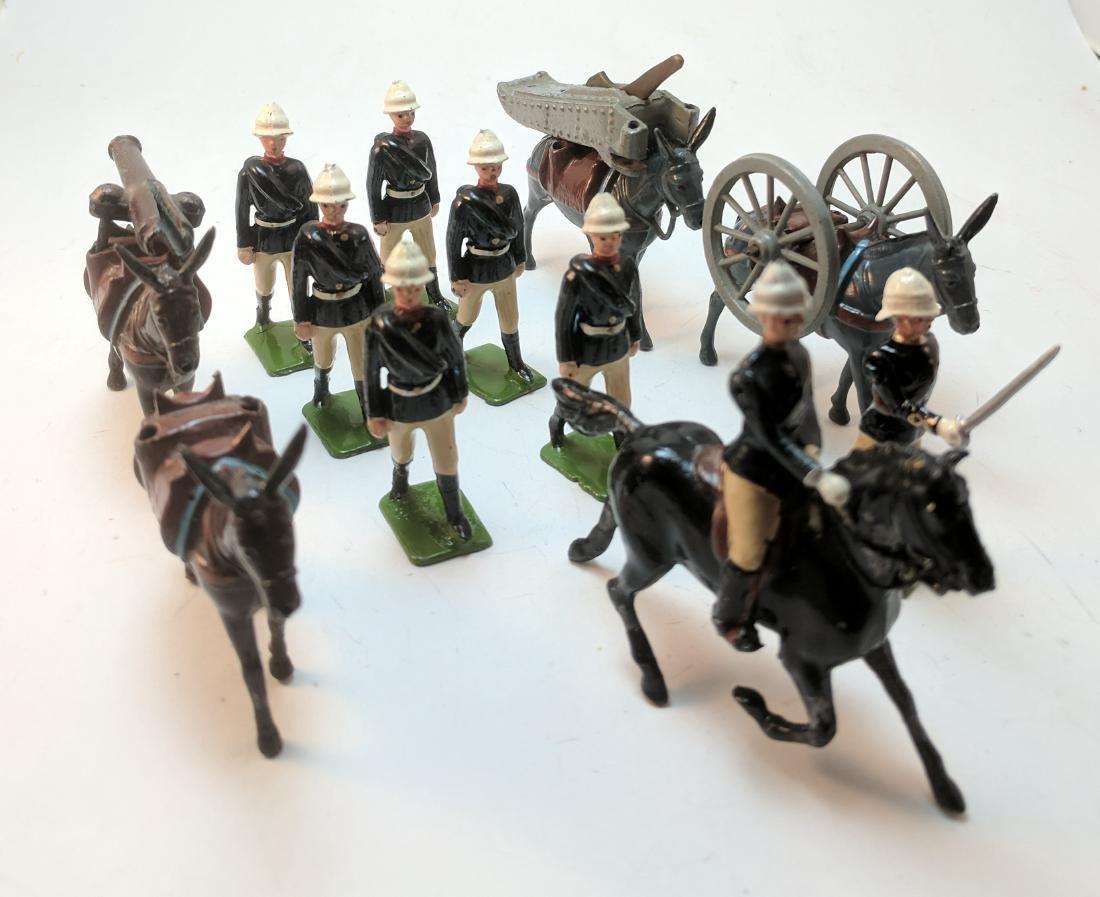 Britains Mountain Artillery